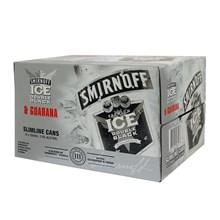 Smirnoff GUARANA 12PK CANS