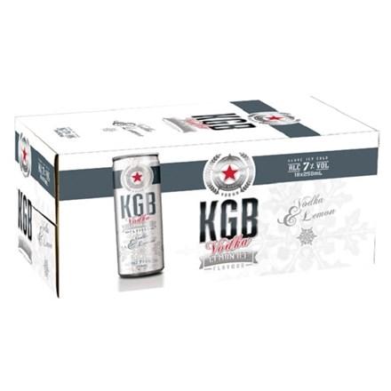 KGB 7%18PK CANS KGB 7%18 PK CAN