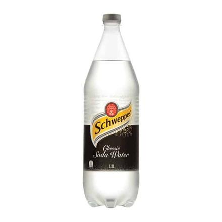 Soda Water 1.5L Soda1.5